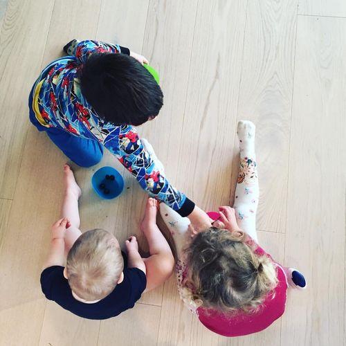 Foreldrekurset La barn være barn